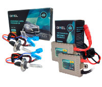 Комплект ксенона Dixel Premium Slim Fast Start AC (9-16V) 55W DEEP BLUE (синий)